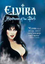 Elvira Mistress of the Dark (DVD, 2011) Cassandra Peterson