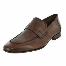 Kenneth Cole New York Stick With Me Tan Mens Loafers Size 8.5M