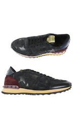 Valentino Shoes -10% Leather MADE IN ITALY Man Blues LY0S0723ANC-0NO