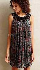NEW Anthropologie Moulinette Soeurs Linnea Velvet Dress  Size XS-S-M-L  $228