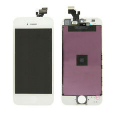 White LCD Lens Touch Screen Display Digitizer Replacement Assembly for iPhone5#