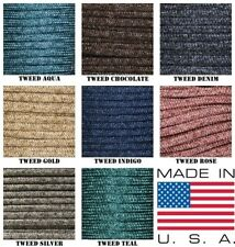 550 Paracord Parachute Cord Tweed Colors 1000ft Spools USA Made