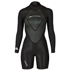 Hyperflex Cyclone2 2.5mm Womens Long Sleeve Spring Wetsuit - BK