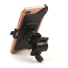"""Bicycle Bike Fixation Rotating Cradle Mount Holder For Iphone 7 4.7"""" 5.5"""" Plus"""