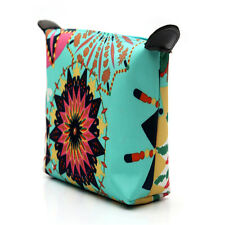 Portable Multifunction Travel Cosmetic Bag Makeup Toiletry Case Storage Pouch