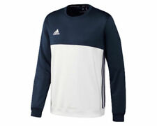 Adidas T16 Team Crew Sweater Navy White AJ5419 - Adult Men's