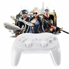 Wired Game Controller Remote Pro Gamepad Shock For Nintendo Wii KG
