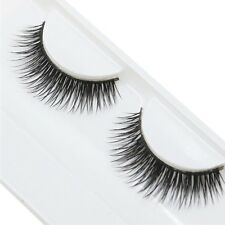 Best Deal New High Quality Natural Beauty Dense Pair False Eyelashes *UK SELLER*