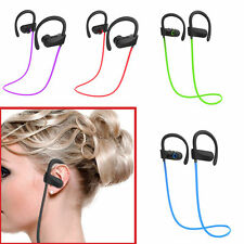 Wireless Bluetooth Headset Sport Stereo Headphone Earphone with mic For iphone R