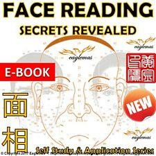 Face Reading Secrets Revealed, Chinese Astrology, Feng Shui, Fortune,Fate Zodiac