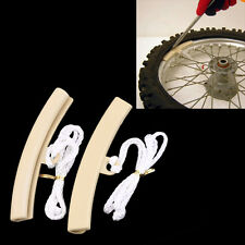 Motorcycle Changing Tire Wheel Rim Edge Protectors Saver&Motorcycle Switch Lot