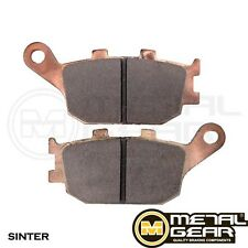 MetalGear Brake Pads Rear YAMAHA XSR 900 ABS 2016