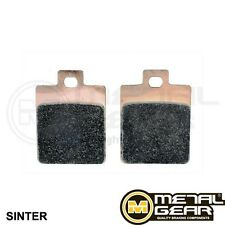 MetalGear Brake Pads Rear GILERA 50 Runner PJ 2006 - 2014