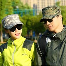 Military Baseball Camouflage Outdoor Tactical Caps Navy Hats Casual Sports TG