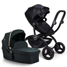 luxury baby stroller 3 in 1 high landscape FOLDING suspension two-way pushchair