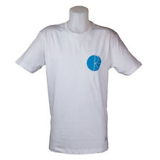 SP Polar Fill Logo T-Shirt White Blue skate