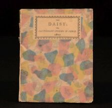 c1899 The DAISY Or Cautionary Stories In Verse CHILDREN Elizabeth TURNER Illus