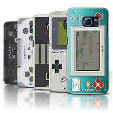Hülle/Case/Cover Samsung Galaxy S6/G920 / Games Console