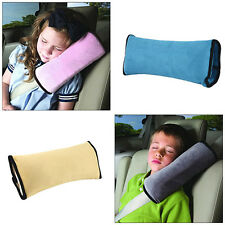 Baby Auto Car Safety Seat Belt Shoulder Pad Cover Cushion Strap Harness Pillow