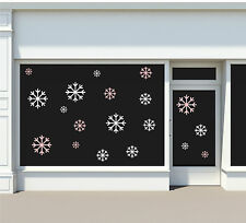 Wall Stickers Christmas Stickers Snowflakes Snowflake Window Sticker