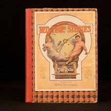 c1925 Bed Time Stories by Star Radio Hilda Trevelyan Illustrated