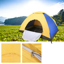 1&2 Person Outdoor Waterproof Foldable Tent Beach Camping Hiking Travel Napping