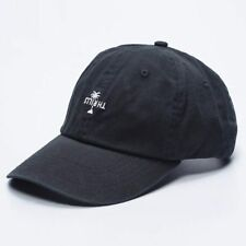 Thrills Palm Logo Country Cap  in Black