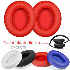 Replacement Ear Pad Cushion For Beats by dr dre Studio 2.0 Wireless Headphones