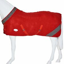 Best On Horse WoW Sparkle Diamante Equestrian Outdoor Stable Fleece Rug