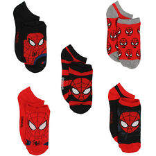 Spider-Man Boys 5 pack Socks SPU1122