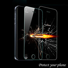 Explosion Proof Premium Tempered Glass Film Guard Screen Protector For Phone NEW