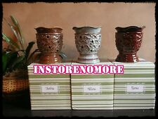1 SCENTSY  Renaissance Collection Warmer DISCONTINUED Retired RARE