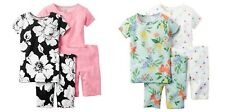 *Special Price!* CARTER'S Toddler Girl 4-Piece Pajamas Sets Size 2T NWT $34