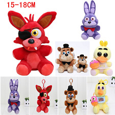 Five Nights at Freddy's Doll FNAF Action Bonnie Chica Foxy Freddy Figures Toys