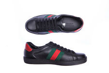 Gucci Shoes  MIRO SOFT LEATHER MADE IN ITALY Man Blacks 386750A38D0-1078