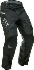 NEW 2017 FLY RACING BLACK PATROL MOTORCYCLE  PANTS  MX ATV DUAL SPORT ADVENTURE