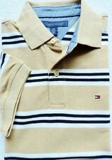 NWT Tommy Hilfiger Men's Short Sleeve Striped Polo Size: S, XL