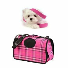 PET TRAVEL BAG FOR DOG/PUPPY/CAT/KITTEN/RABBIT CARRIER/CAGE/CRATE/HANDBAG/TOTEBY
