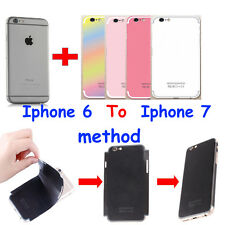 Cover Protector whole Back Body Skin Decal Sticker For iPhone6 6s Plus To Apple7
