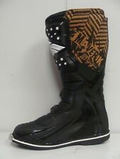MAVERIK FLY RACING MOTORCROSS BOOTS (BLACK) SIZE: 2 *BRAND NEW*