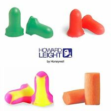 Howard Leight Disposable Ear Plugs - Laser Lite, Max, Max Lite, Matrix Earplugs