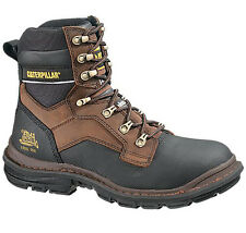 "Caterpillar P90014 Mens Generator 8"" Steel Toe Work Boot FREE 2DAY USA SHIPPING"