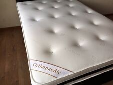 """NEW 4FT 6"""" DOUBLE 9""""THICK 3D ORTHOPAEDIC FIRM MATTRESS"""