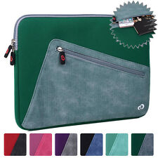 12 to 13 Inch Neoprene Laptop Sleeve Bag Case Cover 13VX