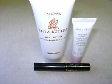Makeup Mixed 3 Pc. Lot - Arbonne, Mary Kay, & Lancome - NEW