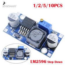 1/2/5/10PCS DC Converter Step Down Module LM2596 Power Supply Output 1.25V-35V