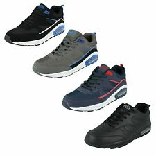 Mens Lace Up Air Tech Trainers UK Sizes 7 - 11 Legacy