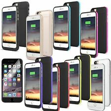 External Power Bank Backup Battery Charger Case Cover For iPhone 6 6S Plus USA