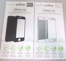 New Moshi iVisor AG Anti-glare Screen Protector for iPhone 6 PLUS - White/Black