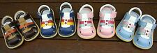 LEATHER SANDALS. 1-4 Years Boy or Girl shoes toddler kids